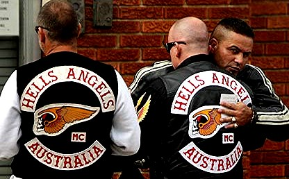 Missing Hells Angel