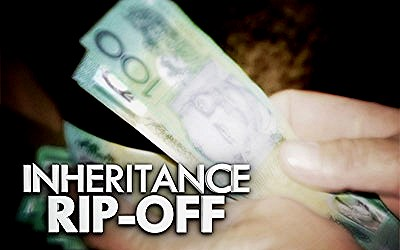 Inheritance rip-off