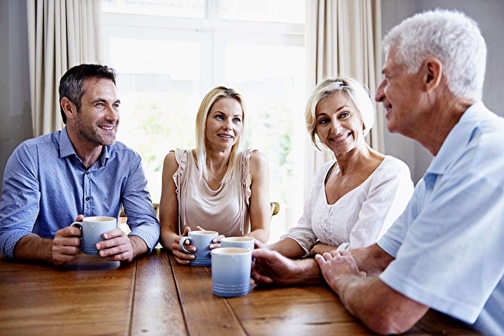 Family Meeting - Disin...