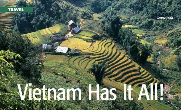 Vietnam has it all