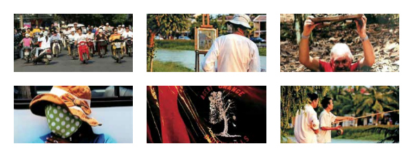Vietnam collage