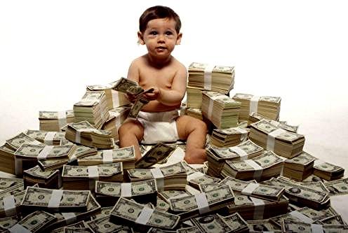 Infants Win Entire Estate