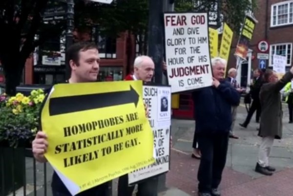 Public Policy Voids Homophobic Will