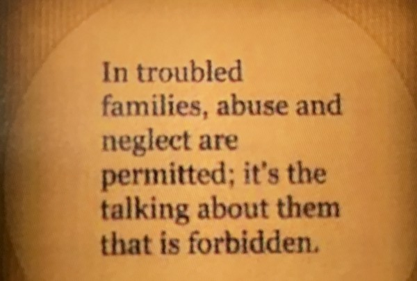 Empowering Quotes for Dysfunctional Families | Disinherited
