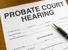 Probate Delivery Rules