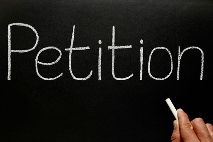 Converting a Petition to an Action