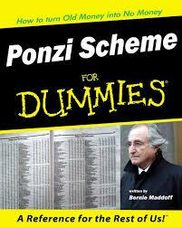 Fraudulent Conveyances –Ponzi Schemes