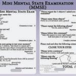 Accessing Mental Capacity: MMSE Mental Capacity Tests