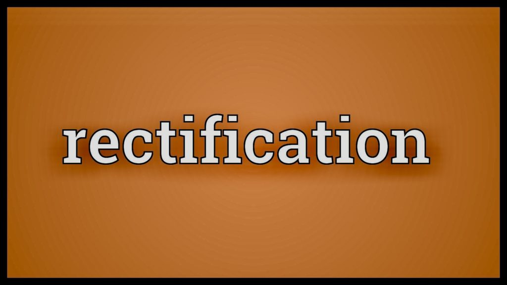 The Equitable Doctrine of Rectification | Disinherited Vancouver
