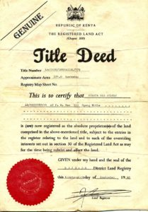 Overcoming the Presumption of Indefeasible Title