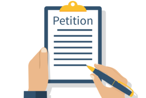 Converting a Petition to an Action and Trial