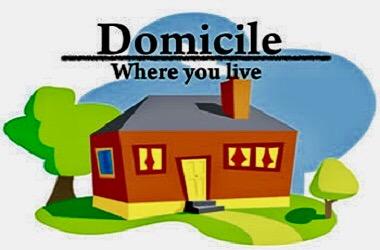 Domicile: It's Important