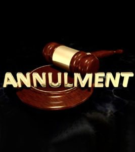 Annulment for Non Consummation